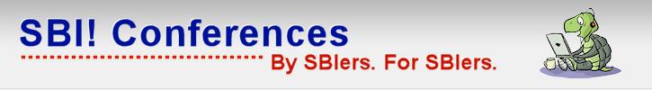 SBI! Conference Logo