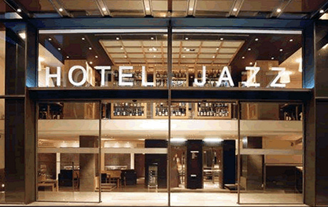 Jazz Hotel, Barcelona, Spain