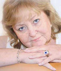 May Cropley, Fife, Scotland -- online business owner and SBI! conference presenter.
