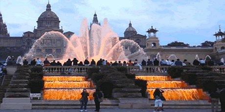 Touring Barcelona