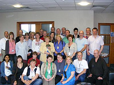 Edinburgh Conference Group Photo
